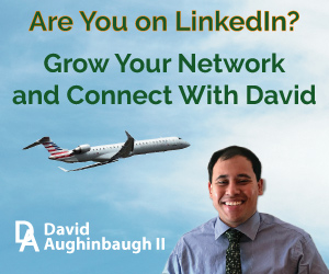 David Aughinbaugh II LinkedIn Ad