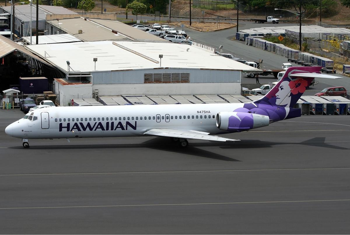 Boeing 717 200 Hawaiian Airlines Photo