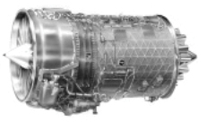 BR700-715 Engine Photo for Boeing 717-200 Jet