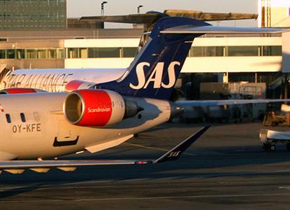 Bombardier CRJ900 Engine GE- CF34-8C5 Photo