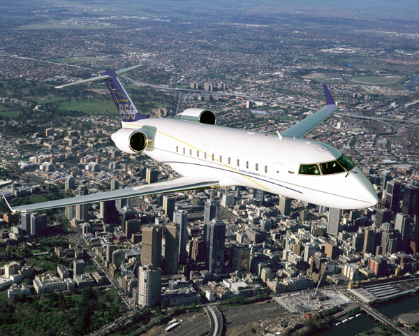 Bombardier Challenger 850 Dimensions Photo
