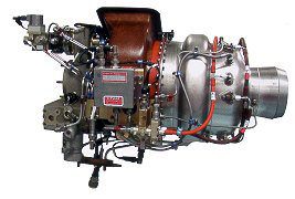 APS 1000 APU for the Bombardier Q400 Turboprop