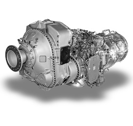 The Bombardier Q400 Engine PW150A