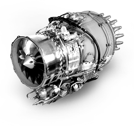 Pratt & Whitney Canada PW600 Engine