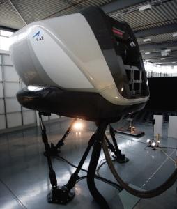 Embraer Phenom 100 Simulator Photo