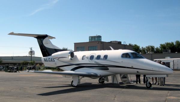 Embraer Phenom 100 Jet Aircraft