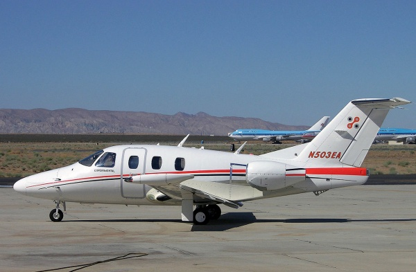 The Eclipse 500 Very Light Jet