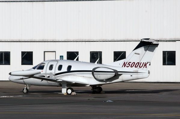 The Eclipse 500 For Sale Page Photo