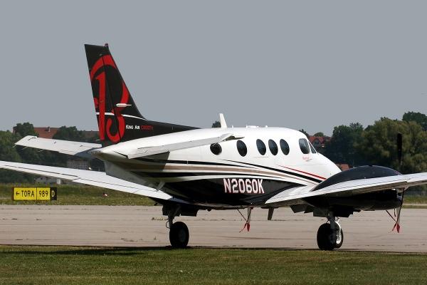 Beechcraft King Air C90GTx Price Page Photo
