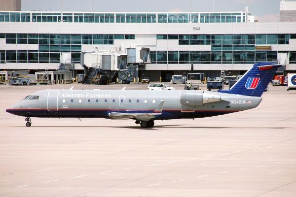 Bombardier CRJ200 Photo
