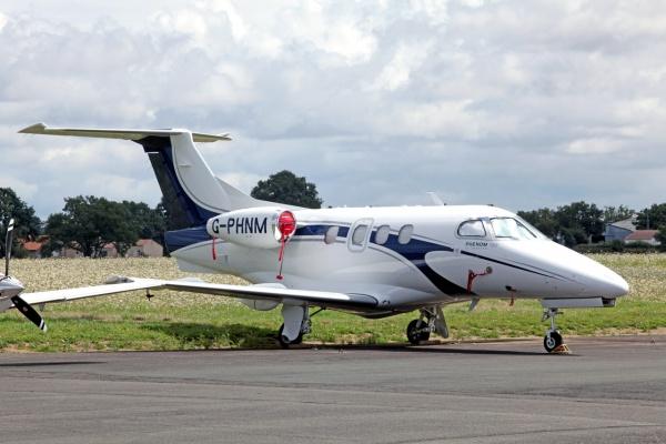 Embraer E50P Aircraft Photo
