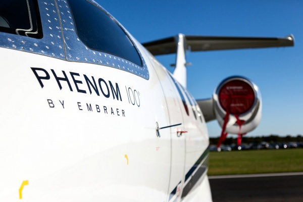 Embraer Phenom 100 Engine Photo