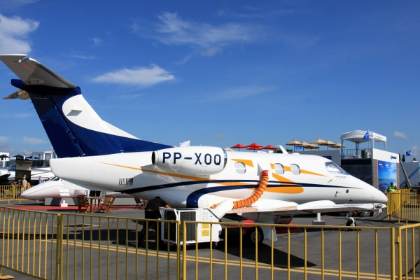 Embraer Phenom 100 Operating Costs Page Photo