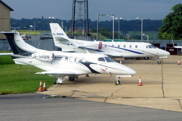 Embraer Phenom 100 Type Rating Page Photo