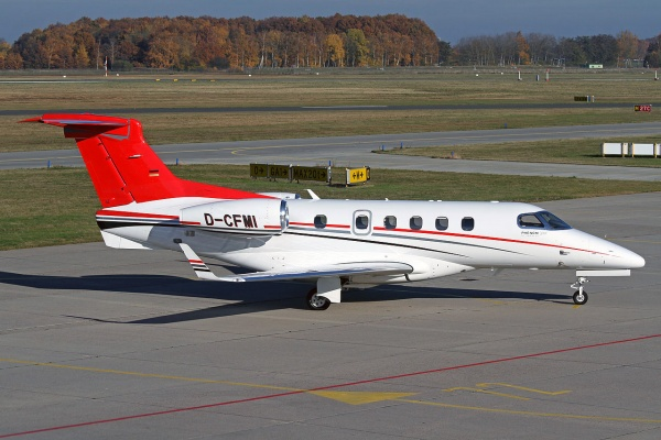 Embraer Phenom 300 Single Pilot Photo