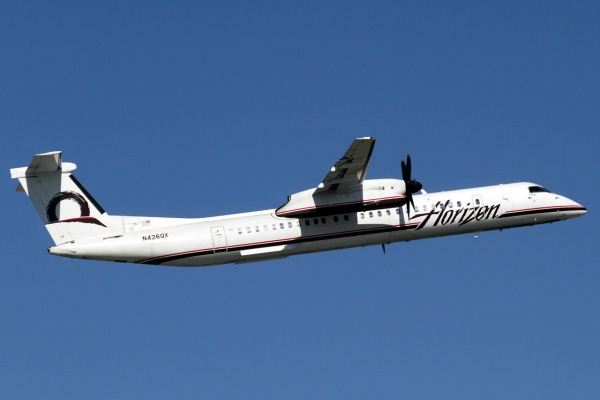 Bombardier Q400 Turboprop Aircraft
