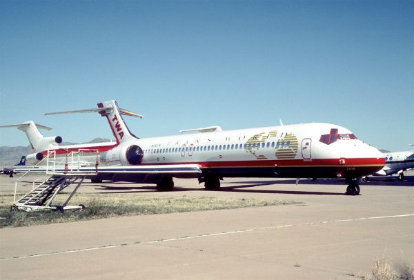 Boeing 717-231 TWA Trans World Airlines Photo