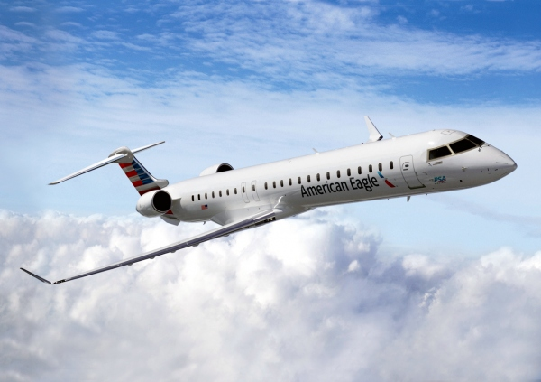 American Airlines Announced as Customer for 24 CRJ900 Jets