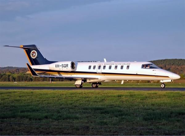 Bombardier Learjet 45 Photo