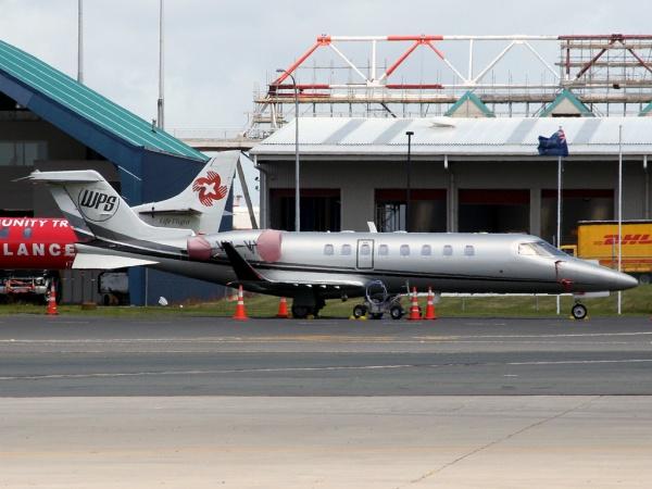 Learjet 45 Dimensions Photo