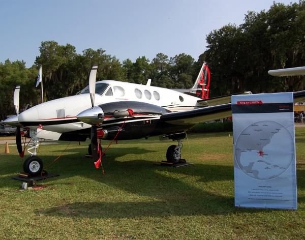 Beechcraft King Air C90GTx For Lease Photo