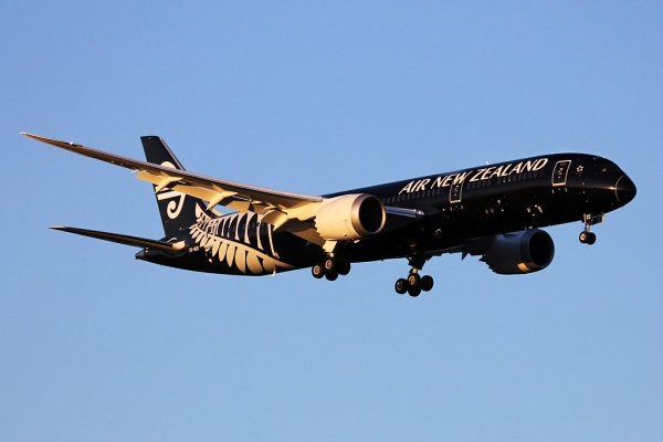 Air New Zealand Boeing 787-9 Photo