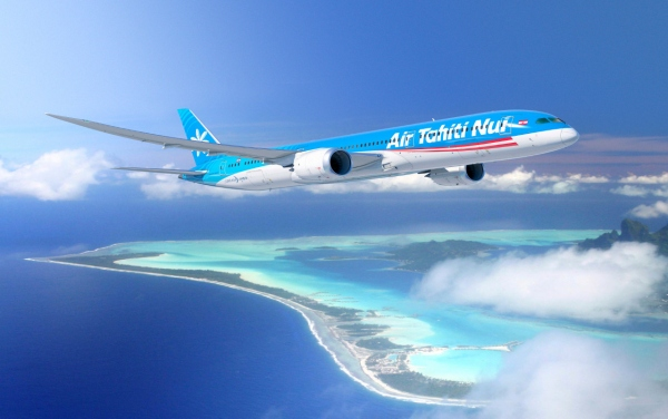 air tahiti nui final order Boeing 787-9