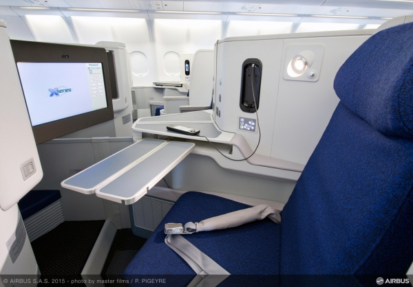 airbus delivers a330 200 air algerie cabin