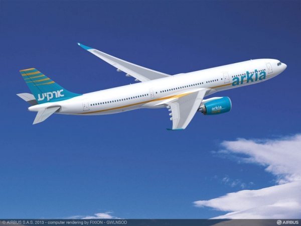 arkia orders 4 airbus a330 900neo jets