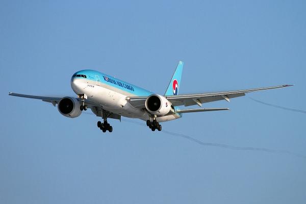 korean air orders 5 boeing 777 freighters