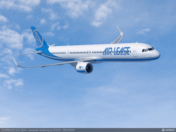 air lease corporation firms order for a321lr neo