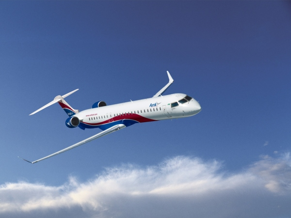 arik air first business class crj1000