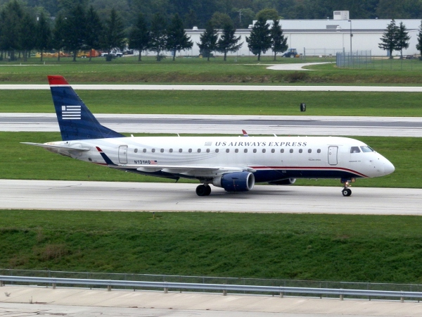 republic airways orders 5 embraer e175