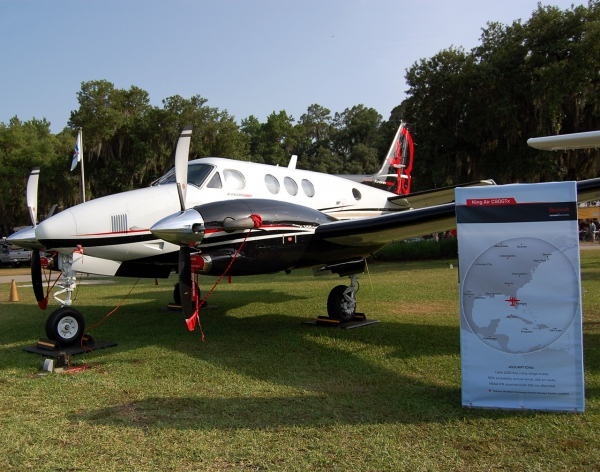 Beechcraft King Air C90GTx For Lease Photo