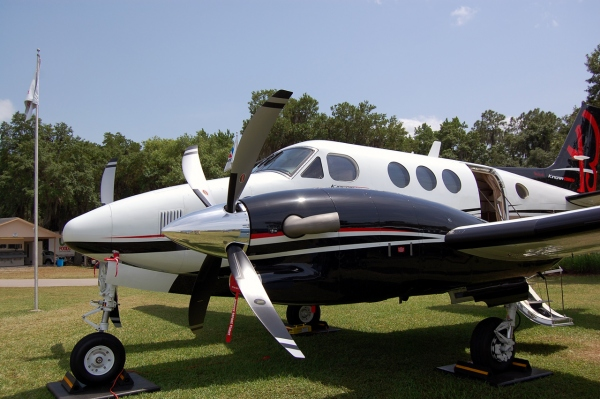 Beechcraft King Air C90GTx For Sale Photo