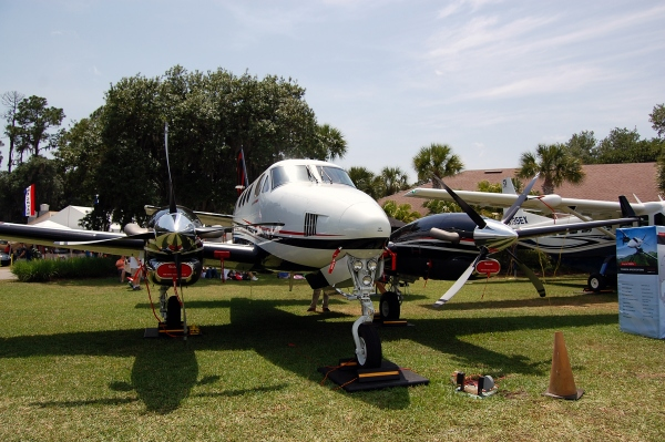 Beechcraft King Air C90gtx Type Rating Training Photo