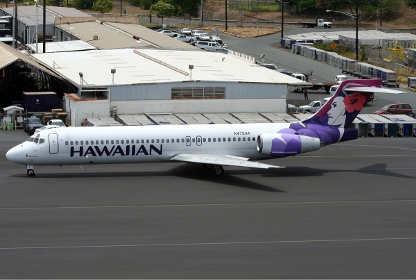 Boeing 717-200 Hawaiian Airlines Photo