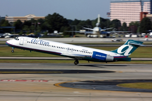 Boeing 717-200 Type Rating Picture