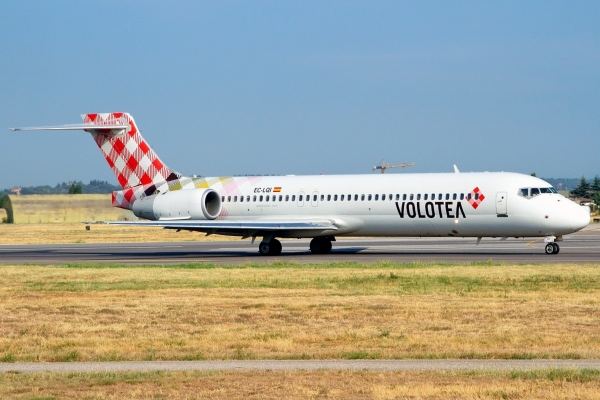 Boeing 717-200 Winglets Page Photo Volotea Airlines