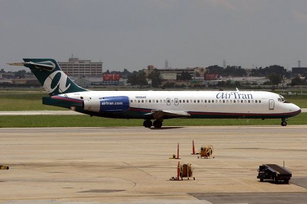 Airtran Airways Southwest Boeing-717-200 Jet