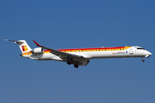 The Bombardier CRJ1000 Regional Jet Aircraft