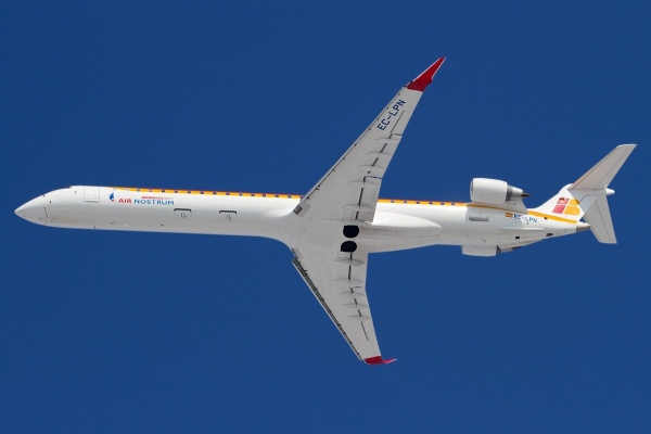 Bombardier CRJ1000 Orders Page Photo