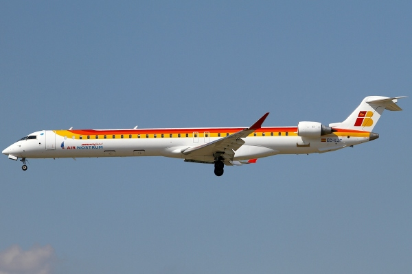 Bombardier CRJ1000 Fuel Burn - Fuel Consumption Page Photo