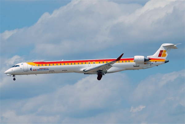 Bombardier CRJ1000 NextGen Landing Gear Page Photo