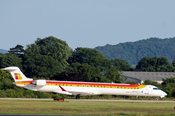 Bombardier CRJ1000 Nextgen Photo