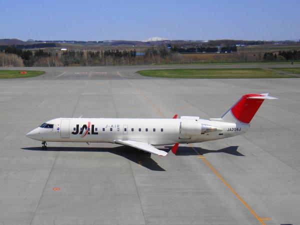 Bombardier CR2 Aircraft Photo