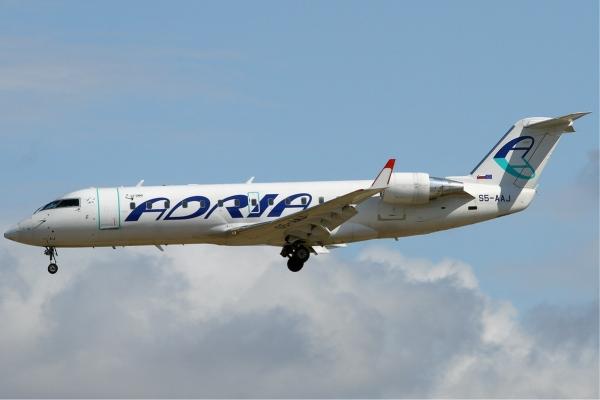 Bombardier CRJ200 Landing Gear Photo