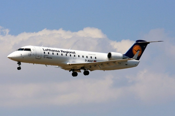 Bombardier CRJ200 Price Photo