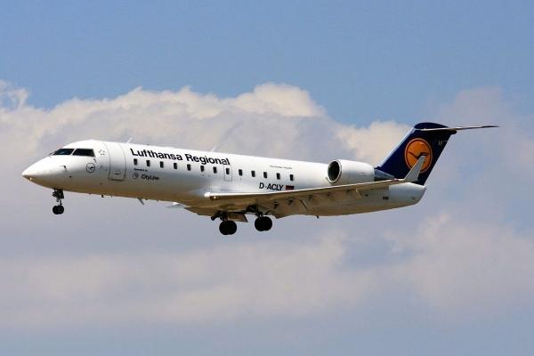 Bombardier CRJ200 Price Photo