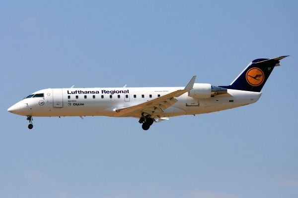Bombardier CRJ200 Range Photo